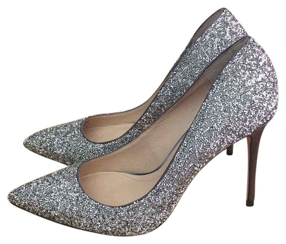 Imagine Silver by Vince Camuto Grey Silver Imagine Olson Storm Pumps 1daf18