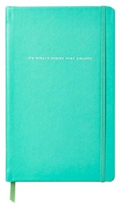 Kate Spade NEW!!! Tags Kate Spade New York Tiffany Blue Leatherette Notebook NWT