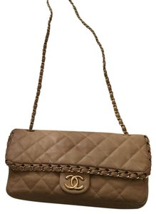 Chanel Lambskin Leather Shoulder Bag