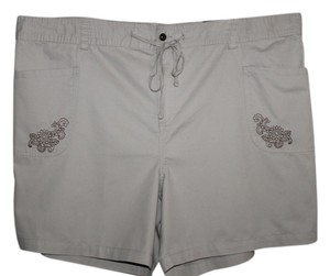 Basic Editions Dress Shorts Khaki