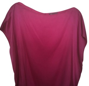 Vince Top Peony Pink