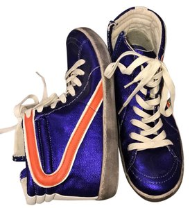 Matisse Purple/Orange/White Athletic