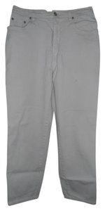 Bill Blass Relaxed Fit Jeans-Light Wash