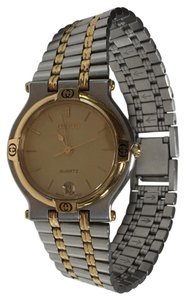 Gucci GUCCI Gold/Silver Men's Watch