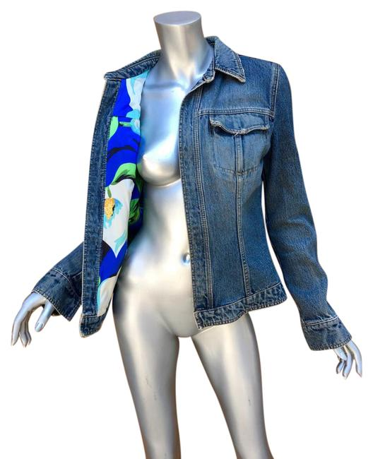 Item - Blue Jean Jacket Size 6 (S)