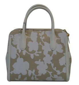 Kate Spade Duncan Top Handle Caroline Lane Fabric Tote