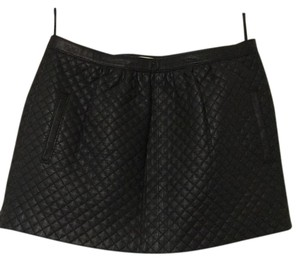 ba&sh Mini Skirt Black