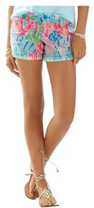 Lilly Pulitzer Lcc Let's Cha Cha Lets Cha Cha Callahan Callahans Dress Shorts Original