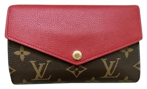 Louis Vuitton LOUIS VUITTON Monogram Pallas Compact Wallet