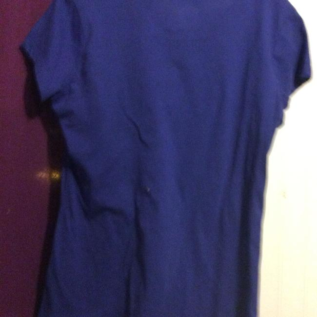 Mandee T Shirt blue