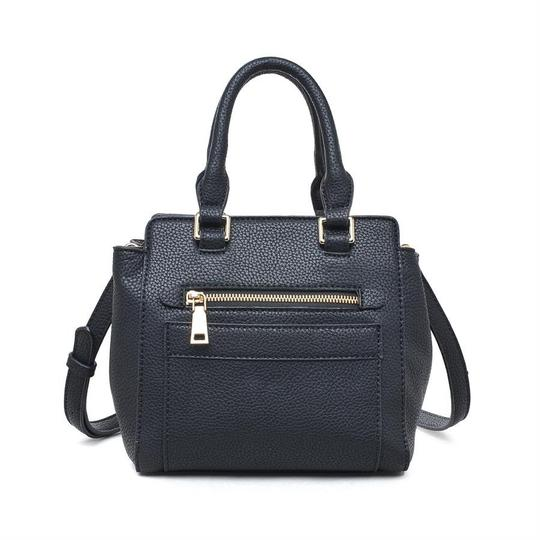 Preload https://img-static.tradesy.com/item/21369409/langley-satchel-black-faux-pebbled-leather-cross-body-bag-0-0-540-540.jpg