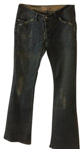Sergio Valente Boot Cut Jeans-Light Wash