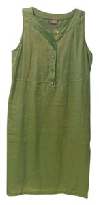 J. Jill short dress Green on Tradesy