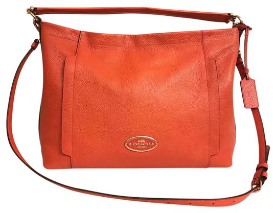 Preload https://img-static.tradesy.com/item/21369819/coach-nomad-orange-gold-leather-cross-body-bag-0-1-540-540.jpg