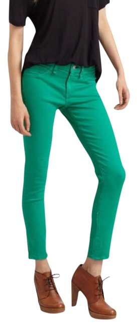 Preload https://img-static.tradesy.com/item/21369855/rag-and-bone-green-zippered-capri-skinny-jeans-size-28-4-s-0-2-650-650.jpg