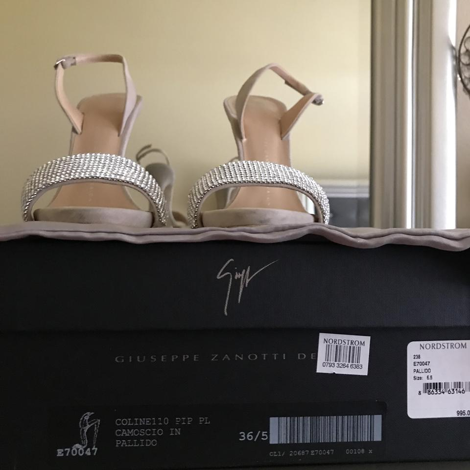 Shoes Sand Light Zanotti Formal Giuseppe E70047 q4UfxPwg