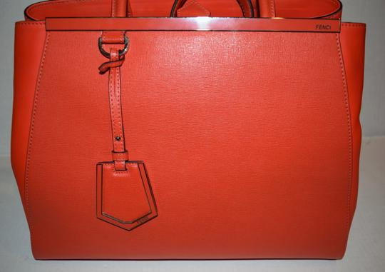 Fendi Tote in Orange