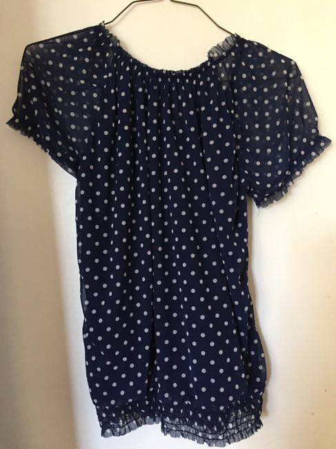 French Laundry Top navy