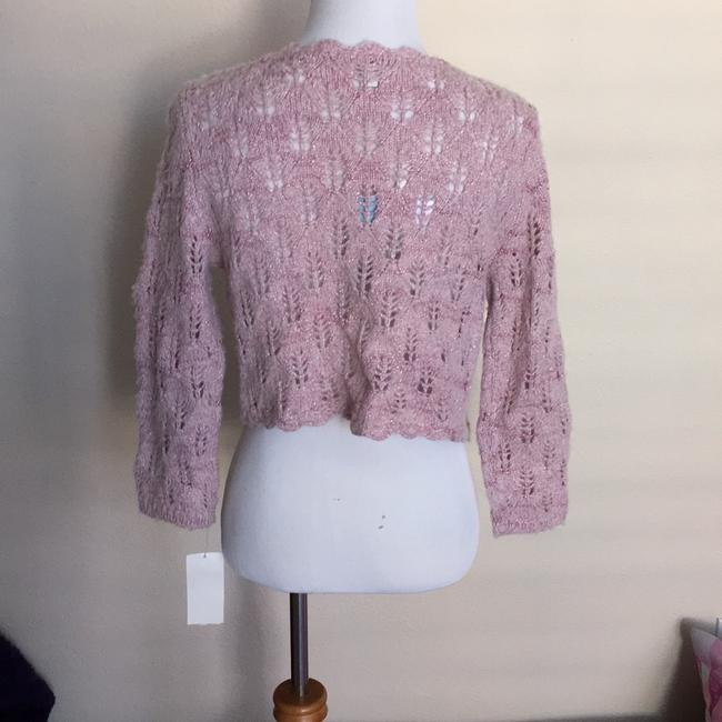 Caslon Metallic Cardigan