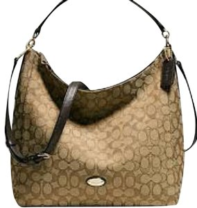 Coach New With Tags Hobo Bag