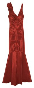 Xscape Formal Gown Long Fitted Mermaid Dress