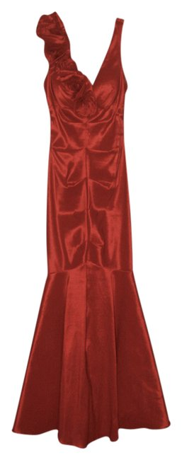Preload https://img-static.tradesy.com/item/21370005/xscape-red-cocktail-gown-long-formal-dress-size-4-s-0-1-650-650.jpg