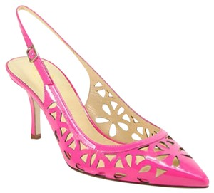 Kate Spade Hot Pink Pumps