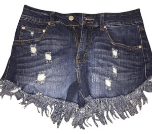 Altar'd State 28/7 Jeans Cut Off Shorts Demi