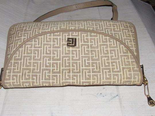 Balmain Mint Vintage Perfect Everyday Dressy Or Casual By Pierre Two-way Style Shoulder Bag