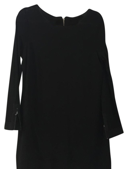 Preload https://img-static.tradesy.com/item/21370447/ann-taylor-black-x-mid-length-workoffice-dress-size-petite-12-l-0-1-650-650.jpg