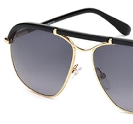 Tom Ford Tom Ford Sunglasses FT0234 RUSSELL 28B Dark Brown Gold