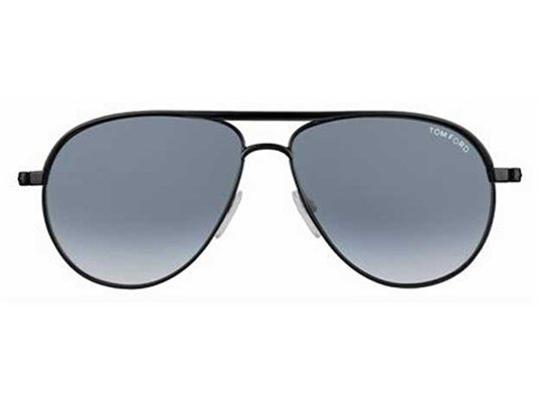 Tom Ford Tom Ford Sunglasses FT0144 Marko 08B Shiny Anthracite