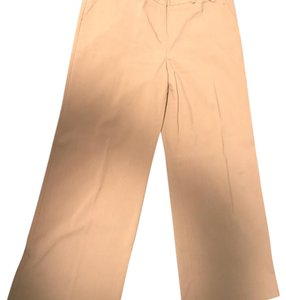 The Limited Wide Leg Pants Tan