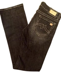 Miss Me Vintage Stretchy Wash Boot Cut Jeans