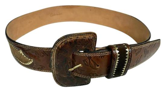Preload https://img-static.tradesy.com/item/21370688/carlos-falchi-western-waist-l-belt-0-2-540-540.jpg