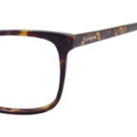 Saint Laurent Yves Saint Laurent Eyeglasses 6384 86 Dark Havana