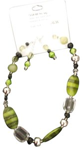 Hand Craft Crystal Beaded Necklace