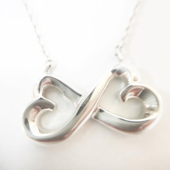 Tiffany & Co. Loving Heart Double Pendant Necklace