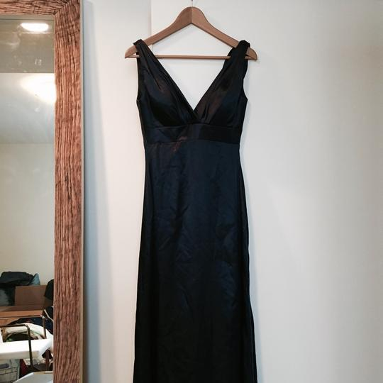 Full Modern Bridesmaid/Mob Dress Size 0 (XS)