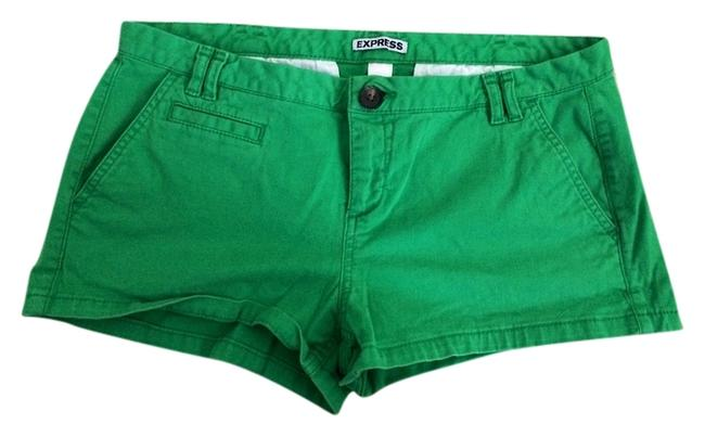 Item - Green Shorts Size 8 (M, 29, 30)