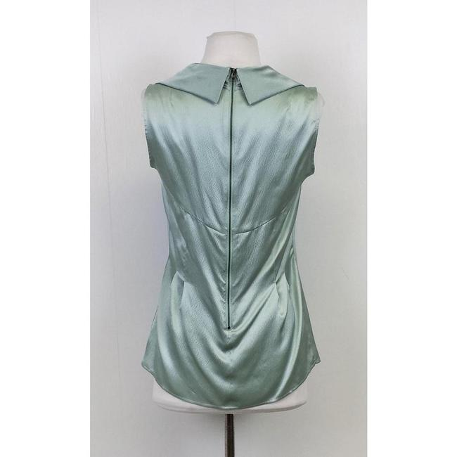 Nanette Lepore Silk Top Light Blue