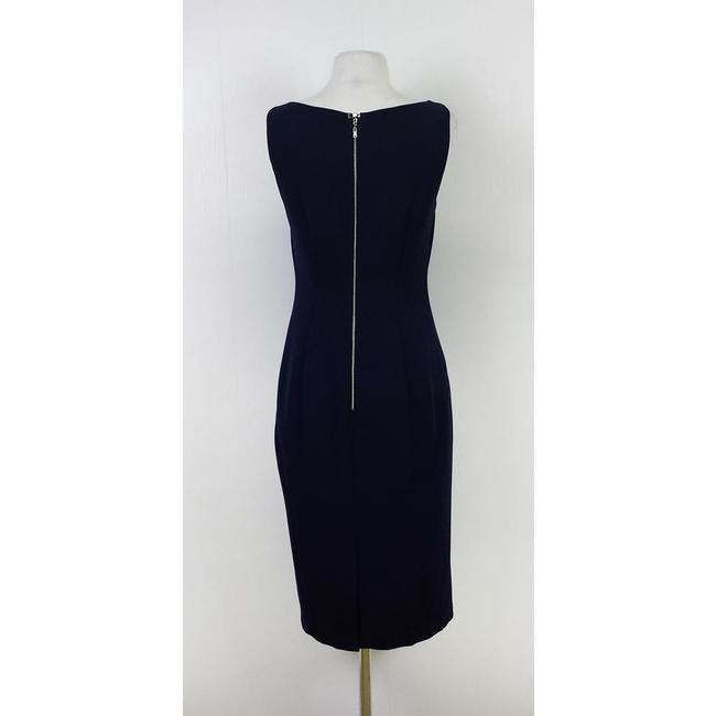Rachel Roy short dress Navy With Lace Detail on Tradesy