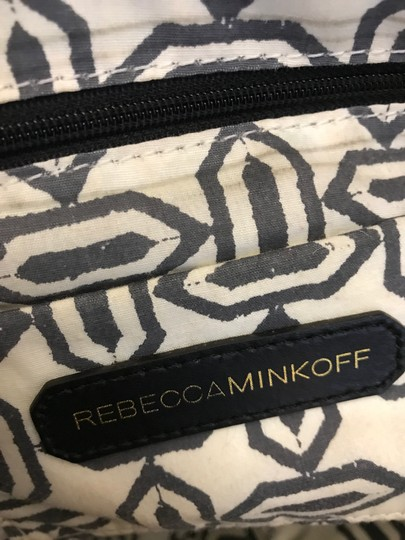 Rebecca Minkoff Leather Tote in Beige