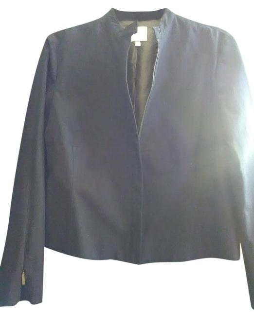 Anne Klein Zip up suit jacket