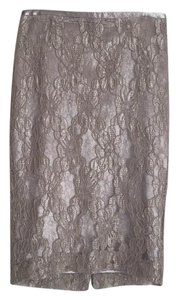 The Limited Skirt Silver/Grey