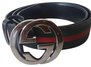 Gucci Gucci double G logo belt