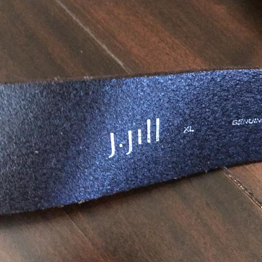 J. Jill black hip belt