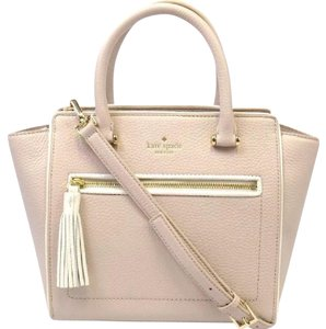 Kate Spade Satchel in pumice cement