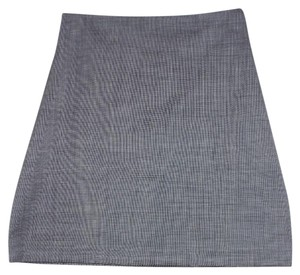 Hache Mini Skirt gray