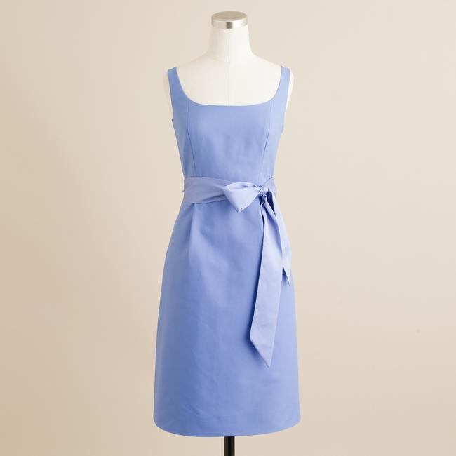 J.Crew Cotton Summer Spring Fitted A-line Dress